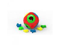 """Куб """"Розумний малюк Куля 2 ТехноК"""" 3237"""