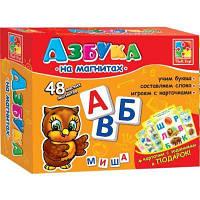 Настольная игра Азбука Vladi Toys VT1502-01