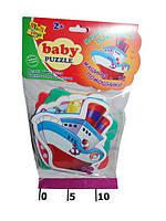 Пазлы для малышей Машины-помощники Vladi Toys VT1106-08