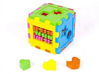 Логический куб-сортер со счетами Kinder Way 50-201