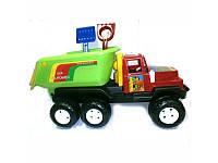 """Машина """"Фаворит Б 120"""", с лопаткой и граблями Kinder Way 08-807"""