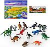 Набор игровых фигурок Динозавр 282 (12 штук)