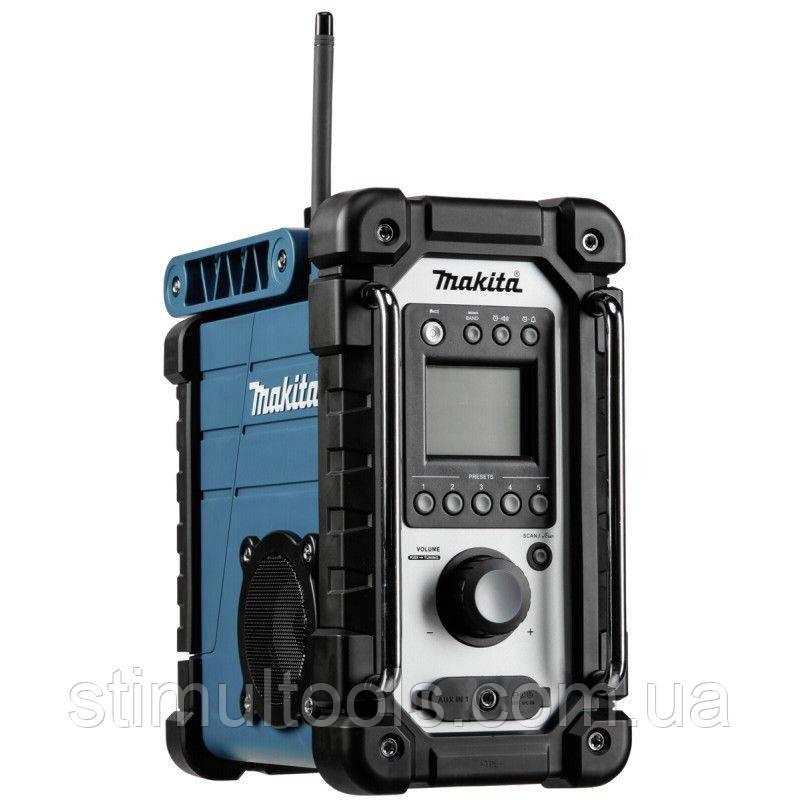 Аккумуляторное радио Makita DMR102