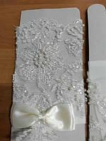 Перчатки свадебные #17 айвори