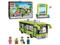 Конструктор пластиковый  BRICK Автобус 1121