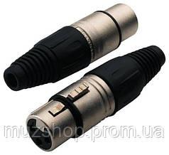 RockCable RCL10001P Разъем XLR-Female