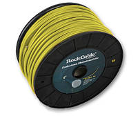 RockCable RCL10303D6 YE Микрофонный кабель в бухте