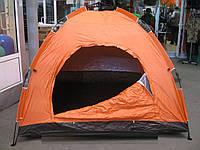 Палатка туристическая 6-ти местная, зонт, летняя, 2,2*2,5*1,6