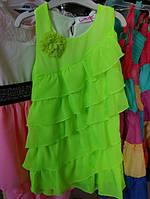 Детское платье для девочки на 3 , 4 , 5 лет