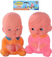 Набор игрушек - пищалок Пупсик 874-875 (Metr+)