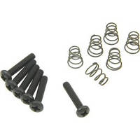 Dimarzio FH1310BK Single-coil Mounting Hardware Kit (Black)