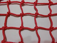 Сетка оградительная (разделительная) ячейка150х150 д-р шнура 3,5 цветная