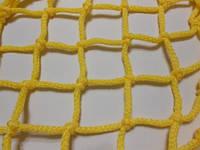 Сетка оградительная (разделительная) ячейка 150х150 д-р шнура 4,5 мм цветная