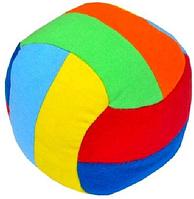 "Мягкий мяч ""Шалунишка"" Умная игрушка (124/2)"