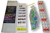 Набор резинок для плетения браслетов Loom Bandz (600 штук)