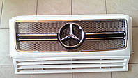 Решетка радиатора G65 AMG Mercedes W463 хромированная
