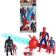 """Игровой набор """"Супергерои"""" 116-2"""