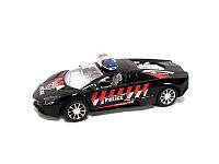 Машинка инерционная полиция S100-2 Metr+