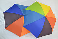 """Радужный детский зонтик для маленьких на 2-5 лет от фирмы """"SL""""."""
