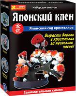 """Японський сад кристалів """" Японський клен"""" 0351 Ранок Креатив"""