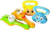 Набор детских погремушек 108AB-109AB