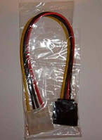 MOLEX IDE SATA power кабель переходник HDD сата коннектор s-ata