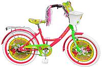 Велосипед детский мульт 16 дюймов P1651F-W