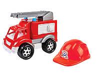 "Іграшка ""Малюк-Пожежник Технок"" 3978"