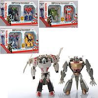 Игрушка робот - трансформер 2015-2 (4 вида)