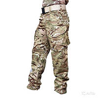 Брюки армии Британии, камуфляж MTP MultiCam