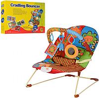Детский шезлонг-качалка BR 20886-1