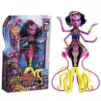 """Monster High DHB49 DHB50 кукла Кала Мерри - Подводный монстр м/ф """"Большой кошмарный риф"""", Mattel, фото 1"""