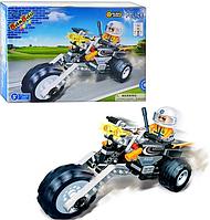 """Конструктор """"Полицейский трицикл"""" BanBao 8352 (140 деталей)"""