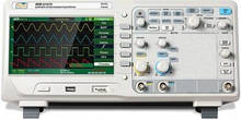 АКИП-4115/1А, цифровий Осцилограф, 2 каналу x 25МГц