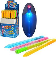 Детская игрушка Мыльные пузыри M 2715  Меч (4 цвета)