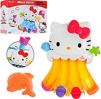 Игрушка для ванной Водопад Unimax 65042  Hello Kitty, на присосках, лейка-дельфин
