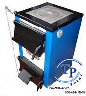 Твердотопливный комбинированный котёл-плита Техникс КОТ-15-У-П-премиум