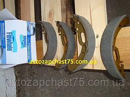 Колодка тормозная задняя ВАЗ 1117-1119, Ваз 1118, КАЛИНА, 2170-2172 ПРИОРА  ABS (Finwhale, Германия)