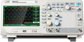 АКИП-4115/4А, Осциллограф цифровой, 2 канала x 100МГц