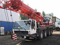 Аренда автокрана GROVE GMK4080 80 тонн в Днепропетровске, фото 1