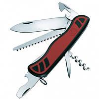 Нож Victorinox Forester 0.8361.C черный/красный