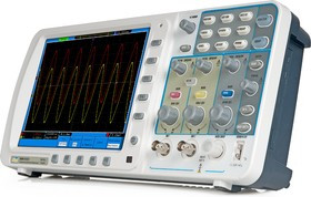 АКИП-4122/2V, цифровий Осцилограф, 2 каналу x 100МГц