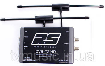 TV-тюнер RS DVB-T2 HD