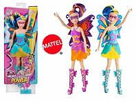 "Кукла  Barbie CDY65 CDY67 Эби - помощница Супер героини из м/ф ""Барби. Супер принцесса"", Mattel"