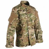 Рубашка (китель) армии Британии, камуфляж MTP MultiCam