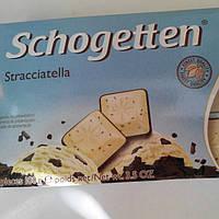 Шоколад Белый и Темный Страчателла Stracciatella Schogetten 100г