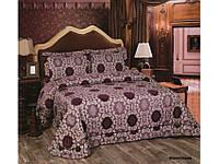 Покрывало Arya 250Х260 Lavem фиолетовый