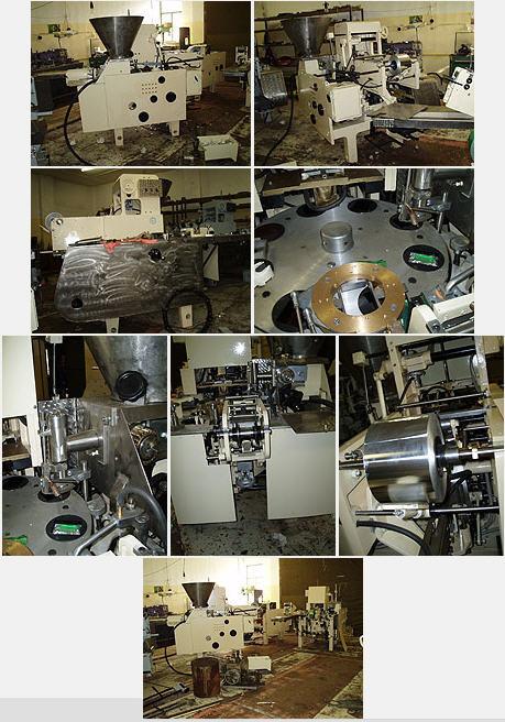 Автомат для фасовки плавленого сыра брикетами в фольгу - БЛАНКО в Кропивницком