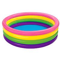 Бассейн детский круглый надувной Intex 56441