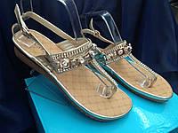 Босоножки золото камни, распродажа женской обуви, босоножки 38 размер, новинки 2018